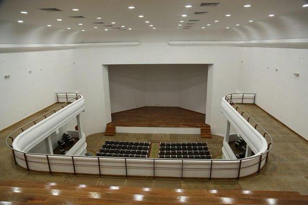 Teatro Santiago Santa María
