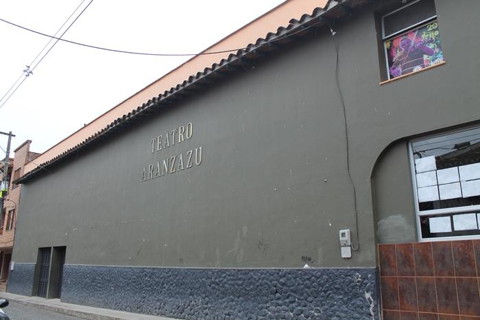 Teatro Municipal Juan de Dios Aranzazu